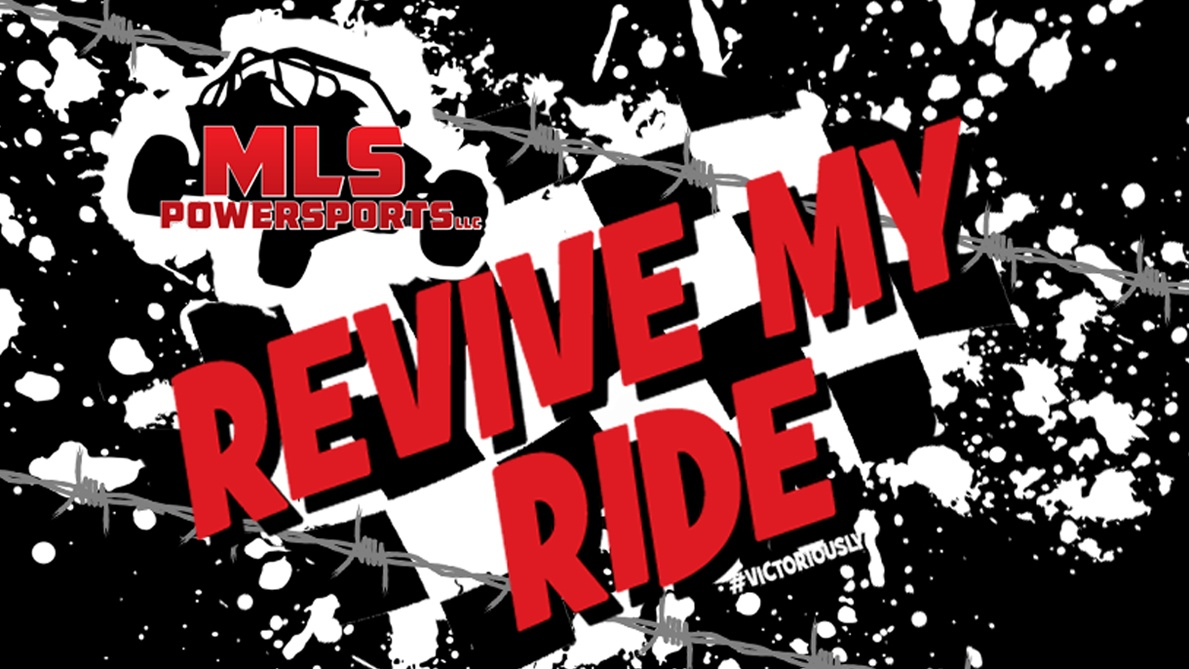 Banner image that says Revive My Ride