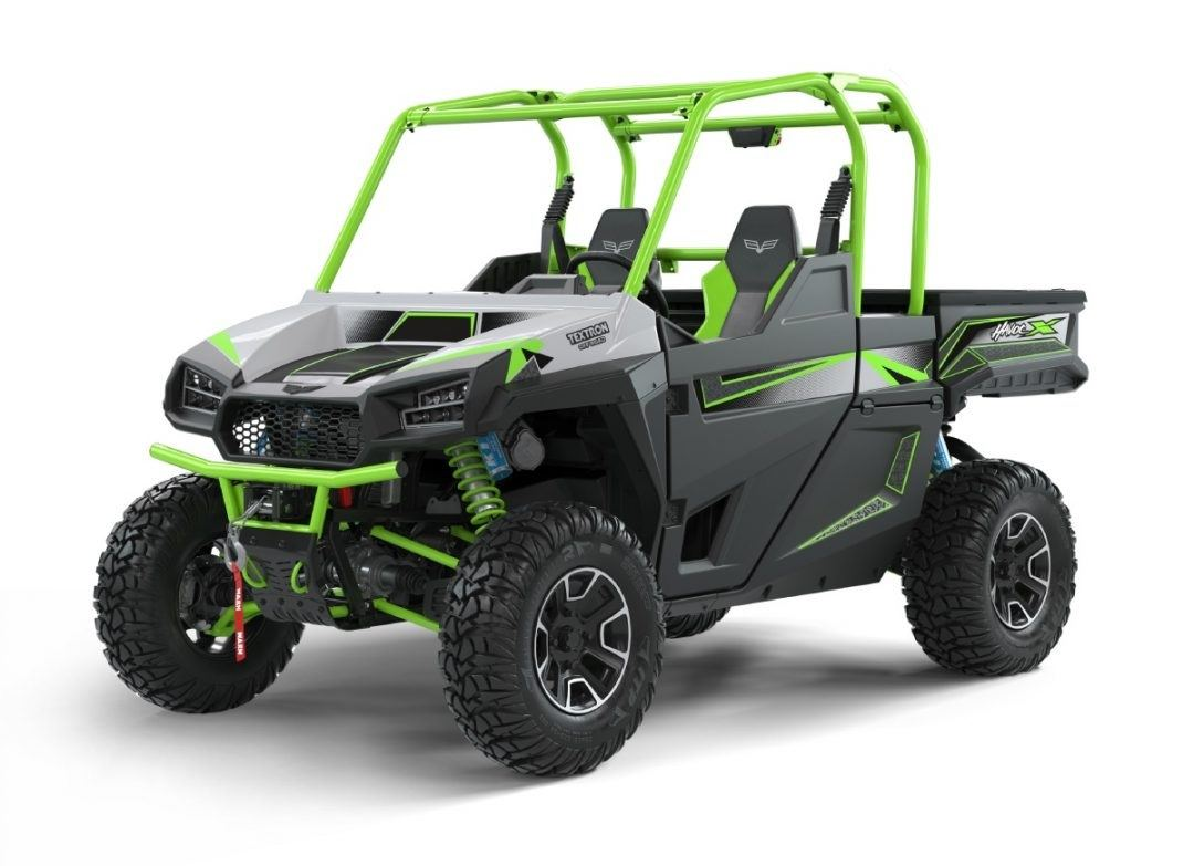Stock photo of a 2018 Textron Off Road Havoc X EPS